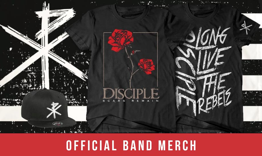 Official DISCIPLE Merch Image