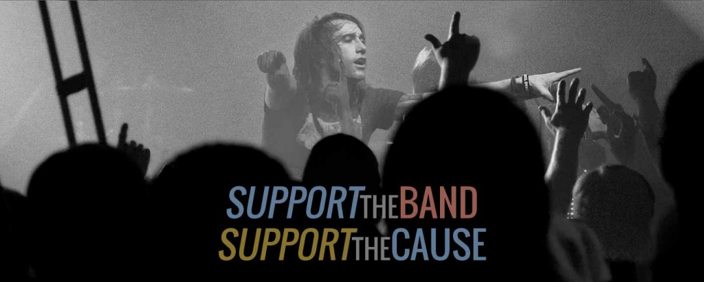 Support the Band, Support the Cause