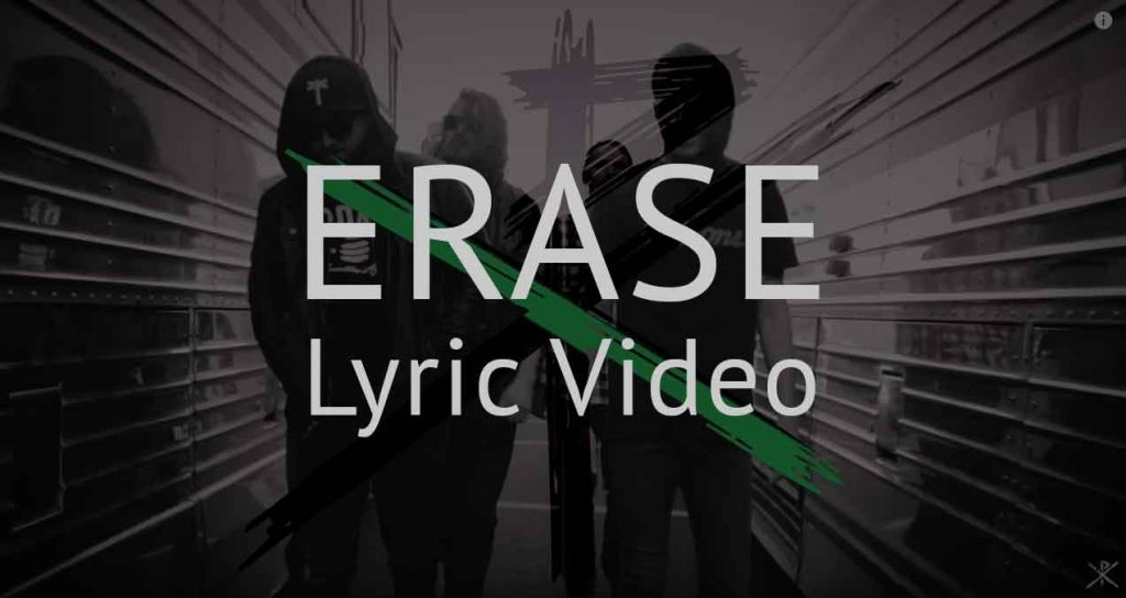 Disciple - Erase Lyric Video